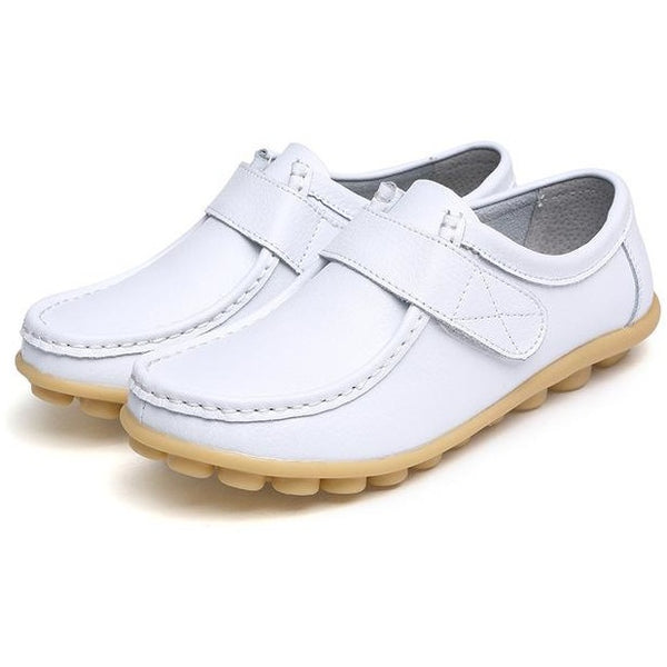 Slip On Comfortable Female Driving Flats Shoes