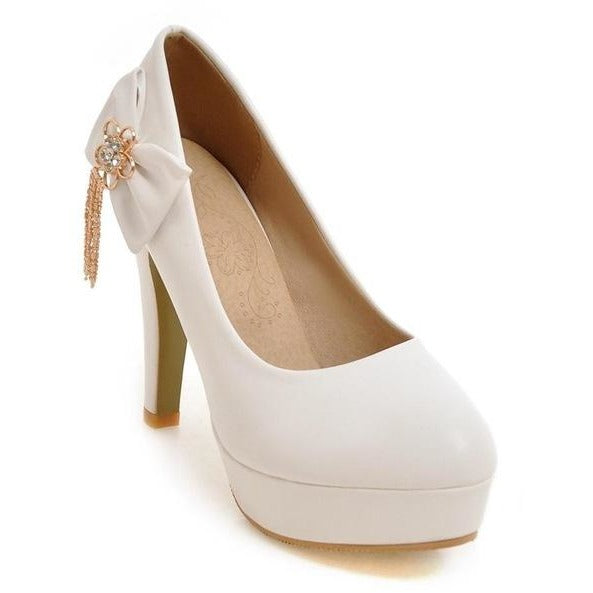 platform high pumps
