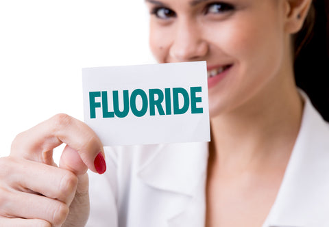 The History of Fluoride in Drinking Water