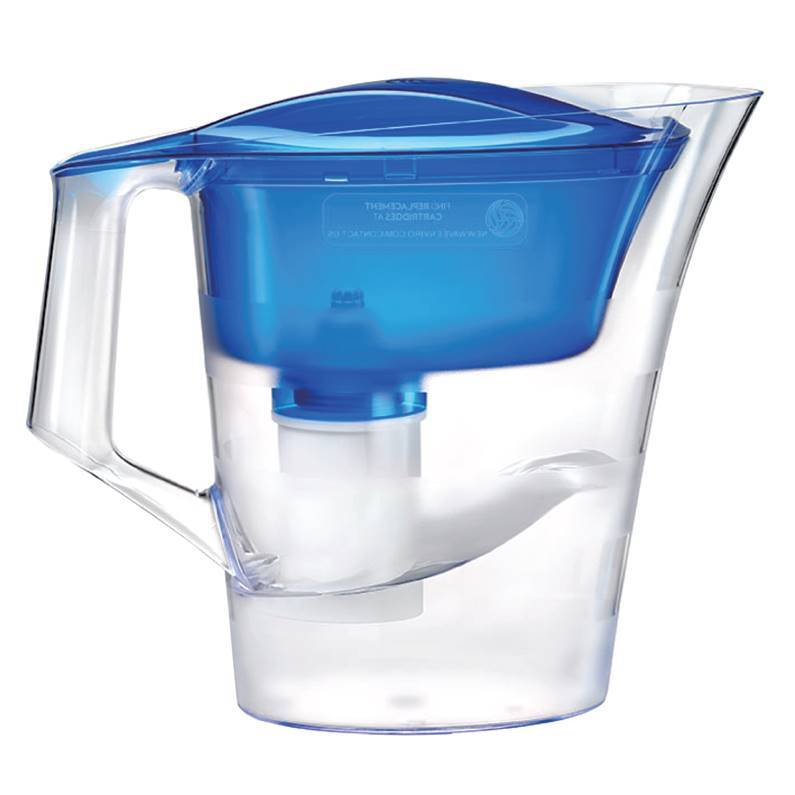 new wave alkaline plus lead removal water filter pitcher