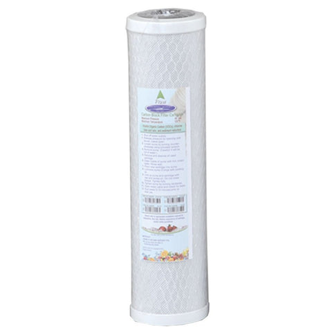 Crystal Quest 5-Micron Coconut Carbon Block Filter