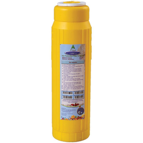 Crystal Quest Iron Replacement Filter Cartridge