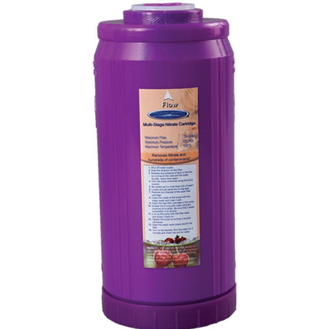 Crystal Quest Nitrate/Multi Filter Replacement Cartridge