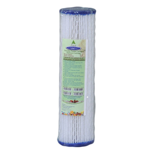 Crystal Quest Pleated Cellulose 5-Micron Sediment Filter