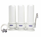 Crystal Quest 8 Stage Countertop Water Filter