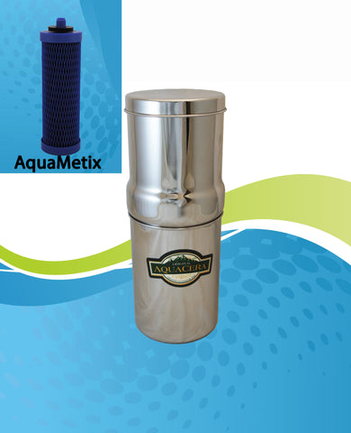 Aquacera Excursion Mini Traveler Gravity Water Filter