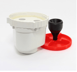 Replacement Filter For The Seychelle Regular Water Filter Pitcher