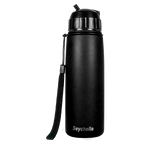 Seychelle Black Thermal Insulated 26oz PH Plus Water Filter Bottle