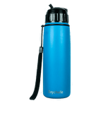 Seychelle Blue Thermal Insulated 26oz PH Plus Water Filter Bottle