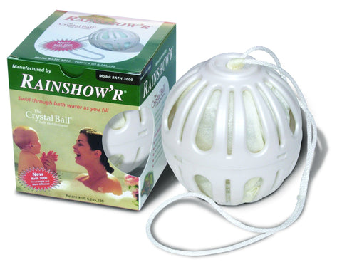 Rainshow'r Crystal Ball 3000 Bath Water Filter