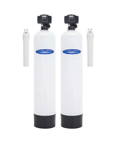 Crystal Quest 6 Stage Whole House Fluoride Plus Water Filter