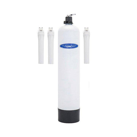 Crystal Quest Salt-Free Water Softener