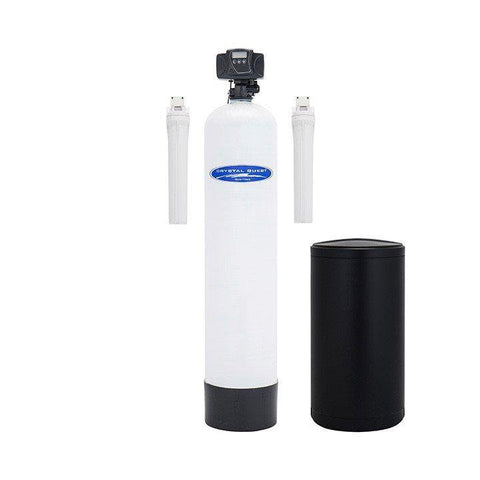Crystal Quest 3 Stage Whole House Water Softener System