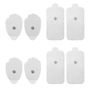 NueMedics 2 Pairs Large 2 Pairs Medium Pads