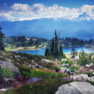 Hikes in British Columbia