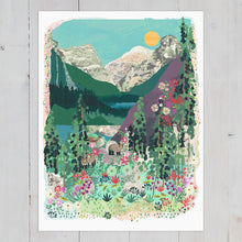 Rocky Mountain Art Print