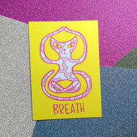 Breath Card