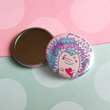 Good Hair Day Pocket Mirror