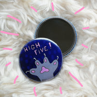 High Five Pocket Mirror