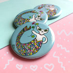 Merkitty Pocket Mirror