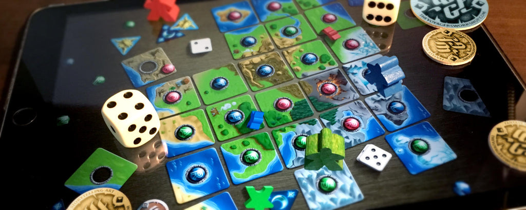 Digital editions of board games: silly, better or simply different?