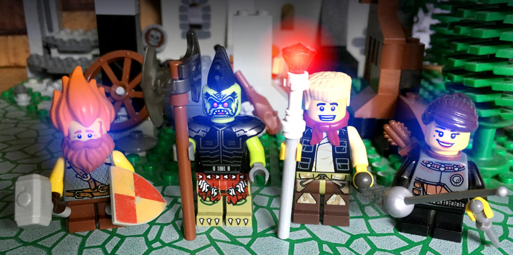 Dungeons & Dragons & Lego - Part I