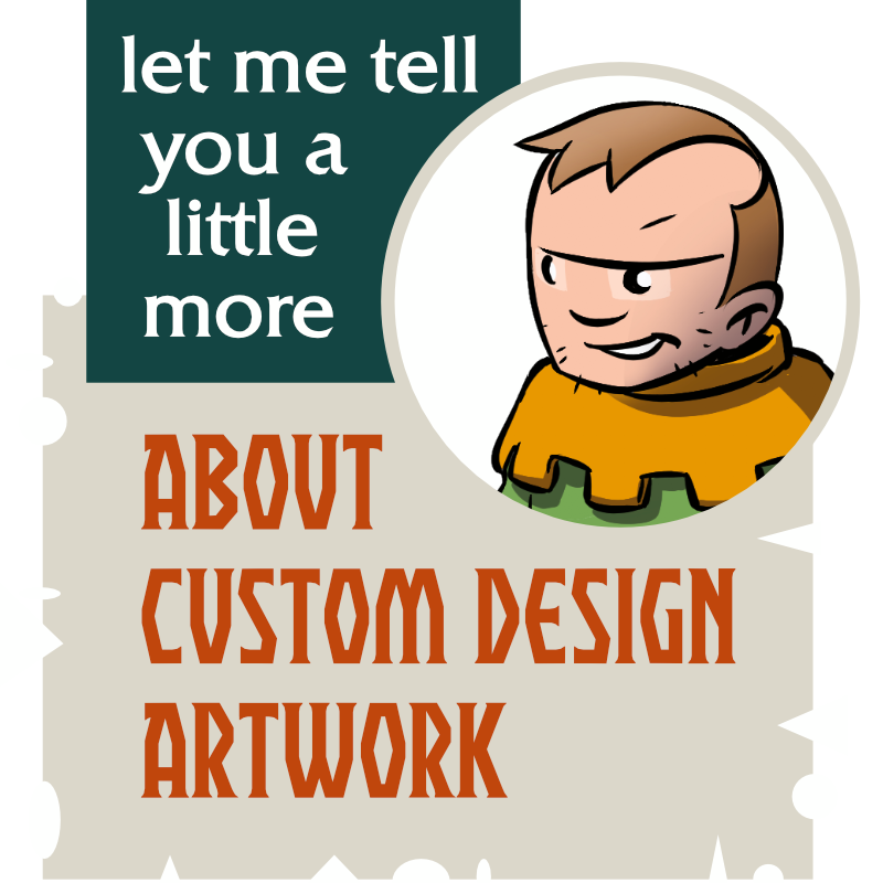 About custom art