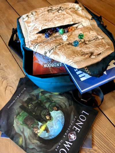 Bag full of games