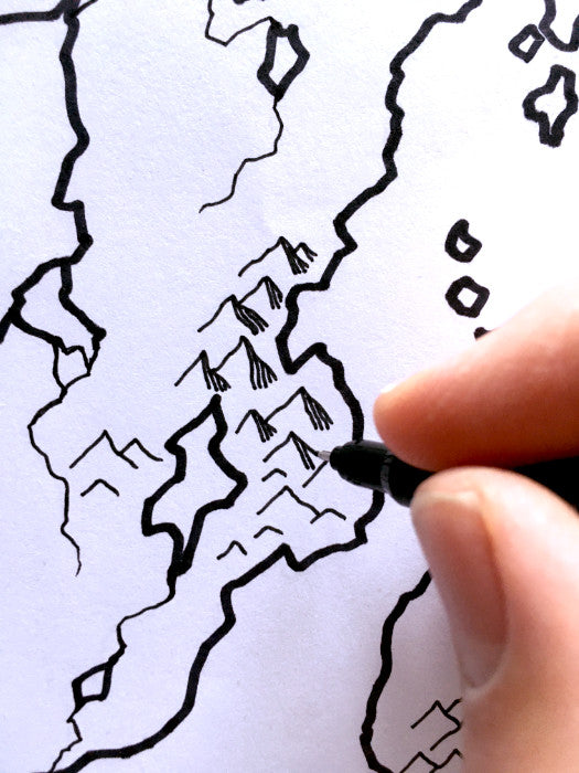 Map making for beginners