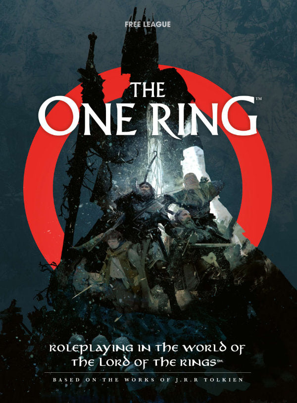 The One Ring RPG 2nd Edition