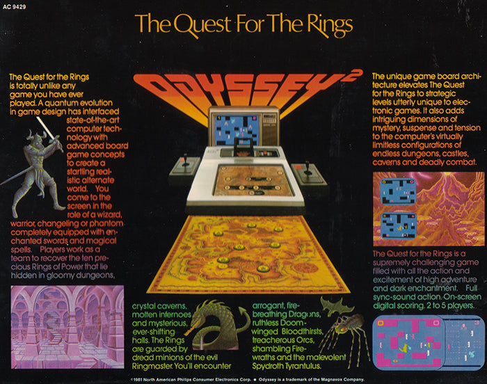 The Quest for the Ring