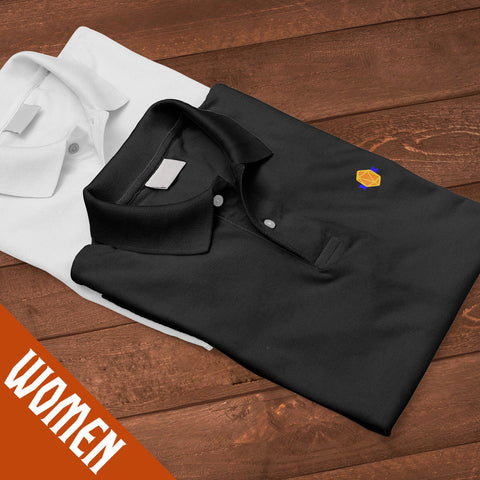 Twenty Sided Women's Polo Shirt