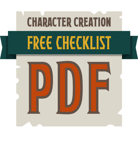 Character Creation Checklist