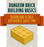 Dungeon Brick Building Basics