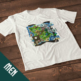 Meeple Power Board Game T-Shirt (Men)