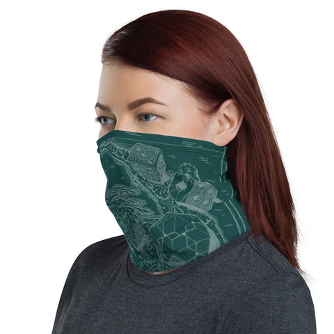 Dicey Adventures Neck Gaiter