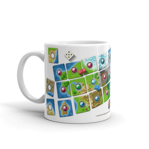 Meeple Power Across the Board Mug