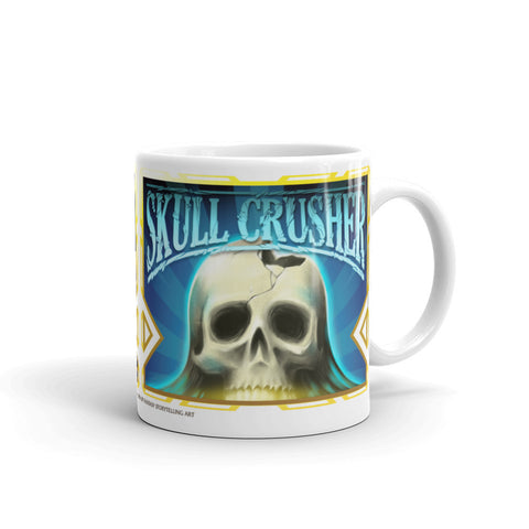 Uncle Olaf's Skull Crusher Mug