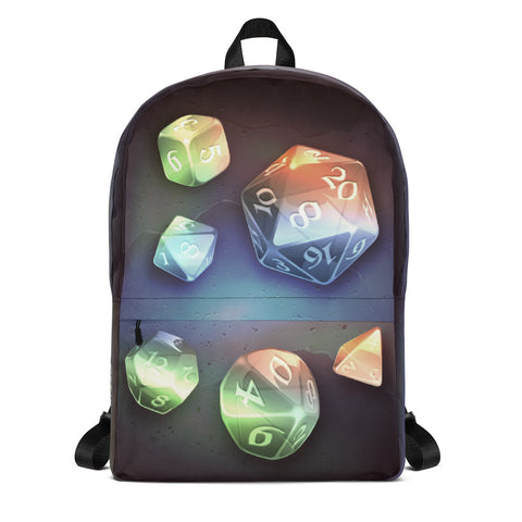 Bag of Dice Backpack
