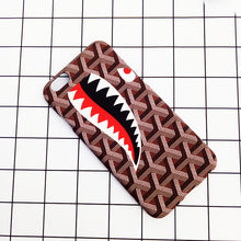Bape Shark iPhone Case