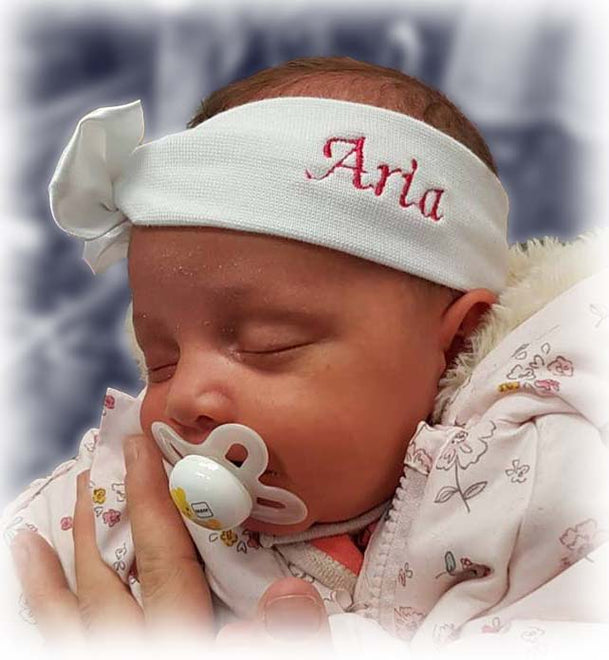 Baby Headbands - Newborn to 2 years girls