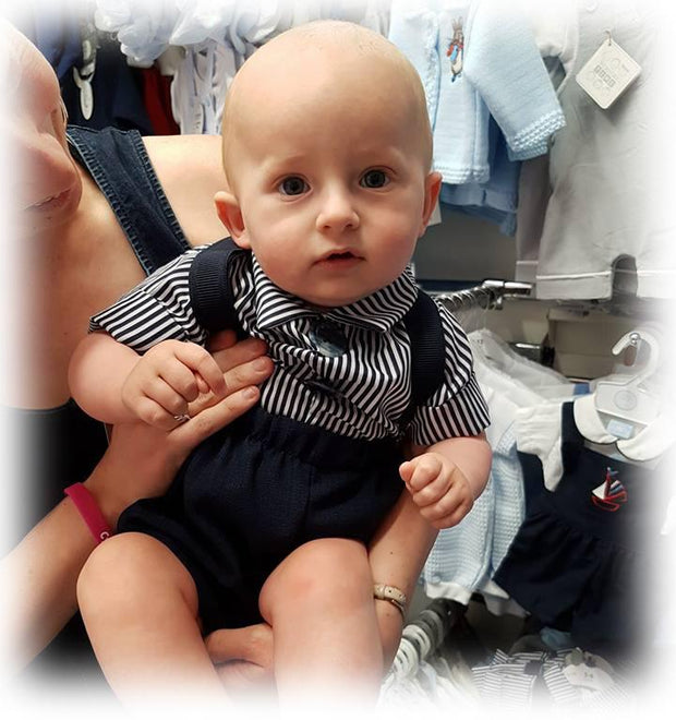 Baby Boys Clothes - Summer Sets / Smart Outfits / Cute Clothing / Christening Wear