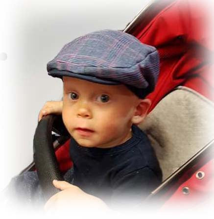 Baby Flat Caps / Flat caps hats  Newborn to 2 Years