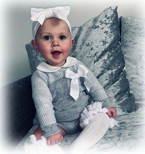 Baby Girls Clothes -Cute Summer Outfits / Spanish Dresses / Christening and Occasion Wear