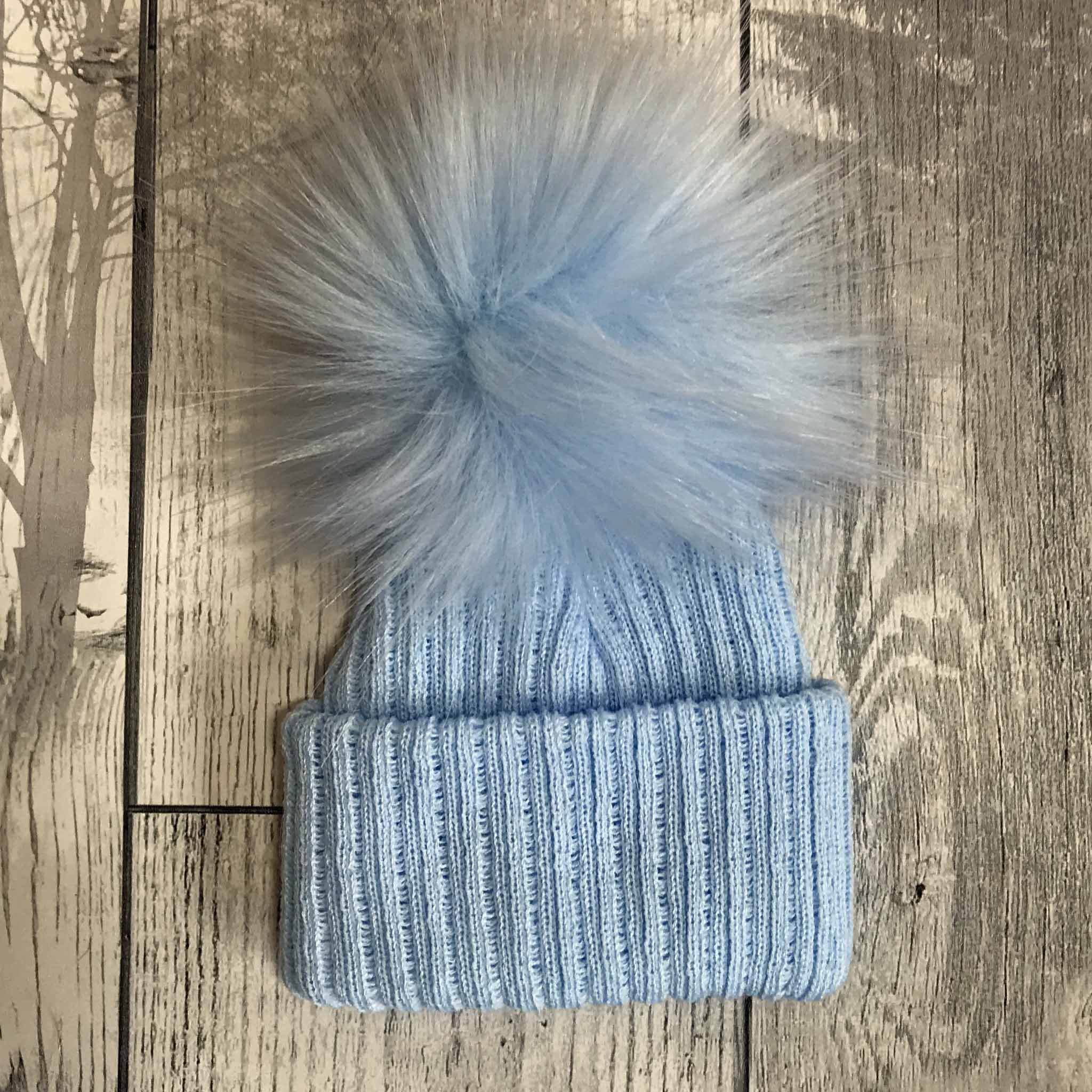 baby boy personalised hat