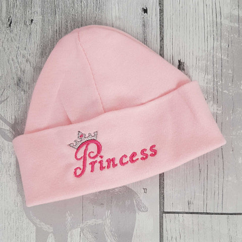 baby girl cotton hat