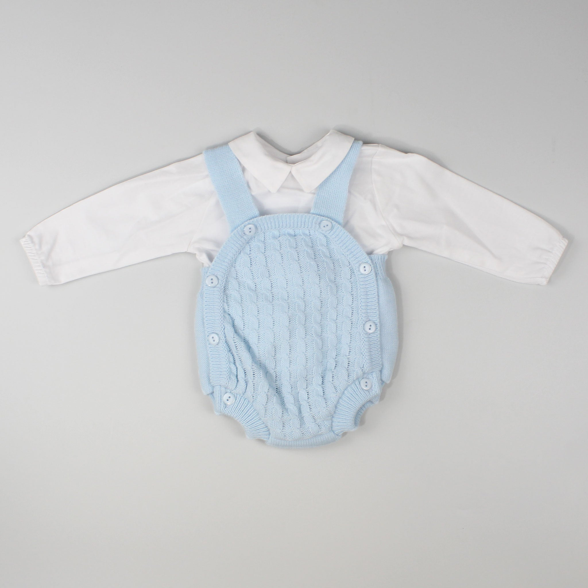 knitwear for a new baby