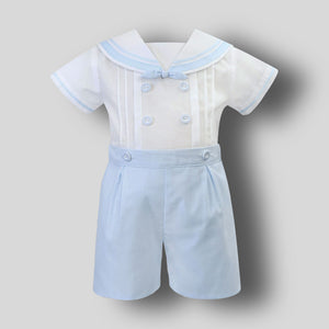 sarah louise boys outfit sailor