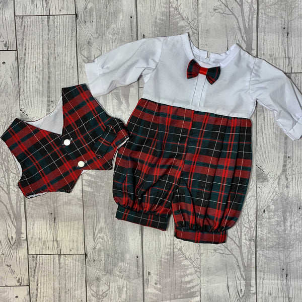 xmas baby boys clothes