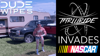 THRILLRIDE Invades NASCAR like an ABSOLUTE SAVAGE